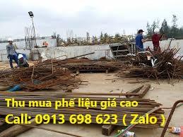 Đơn vị thu mua sắt thép phế liệu ở Hà Nội, Bắc Ninh, Vĩnh Phúc, miền bắc